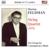 Feldman: String Quartet