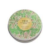 Yeh Tea - Green Garden - tin 25 gr - biologische groene thee met cranberries