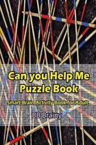 Can you Help Me Puzzle Book