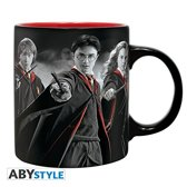 HARRY POTTER - Mug 320 ml - Harry Ron Hermione