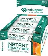 Natusport Instant Energy Bar (12 x Fresh Orange à 40 gram)