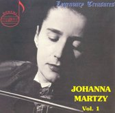 Legendary Treasures Vol. 1 / Johanna Martzy