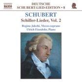 Deutsche Schubert-Lied-Edition Vol 8 - Schiller-Lieder Vol 2