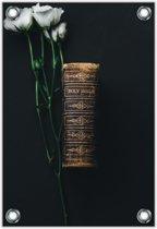 Tuinposter –De Heilige Bijbel - Holy Bible– 80x120cm Foto op Tuinposter (wanddecoratie voor buiten en binnen)