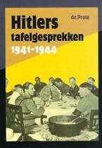 Hitlers Tafelgesprekken, 1941-1944