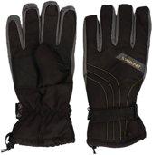 Zwarte wintersport handschoenen Starling Olan met Thinsulate vulling voor volwassenen M (8)