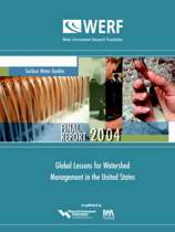 Global Lessons for Watershed Management in the United States