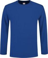 Tricorp T-shirt Lang Mouw 101006 Koningsblauw - Maat XL