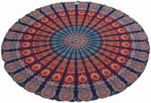 Myroundie – roundie – rond strandlaken – 100% katoen – 479