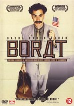 DVD cover van Borat