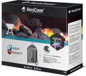 AeroCover bbq hoes ø52cm - antraciet