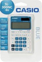 Casio SL-300NC-BU - Bureaurekenmachine