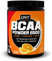 QNT BCAA 8500 Instant powder 350g orange