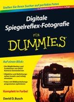 Digitale Spiegelreflex-Fotografie Fur Dummies