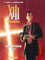 Omslag van 'XIII Mystery 11. Jonathan Fly'