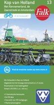 Falkplan fietskaart 13 - Kop van Holland