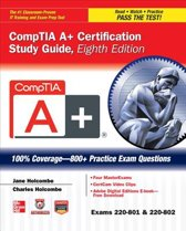 CompTIA A+ Certification Study Guide (Exams 220-801 & 220-802)