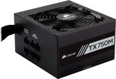 Corsair TX750M power supply unit 750 W ATX Zwart