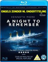 A Night To Remember(1958) (Import) (dvd)