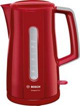 Bosch TWK3A014 CompactClass - Waterkoker - Rood