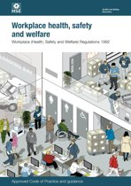 L24 Workplace Health, Safety And Welfare: Workplace (Health, Safety and Welfare) Regulations 1992. Approved Code of Practice and Guidance, L24