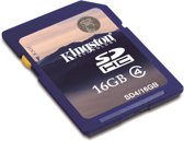 SDHC MEMORY CARD 16GB KINGSTON