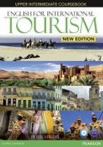 English for International Tourism Upper Intermediate  Coursebook and DVD-ROM Pack