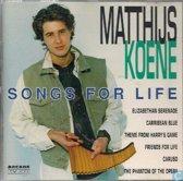 Matthijs Koene - Songs for Life