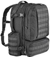 Defcon 5 Extreme Modulair Backpack 60 liter - Black