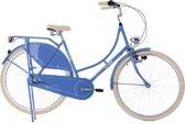 Ks Cycling Fiets 28 inch omafiets met 3 versnellingen (Nexus) Tussaud blauw - 53 cm