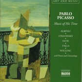 Art And Music - Pablo Picasso - Music of His Time