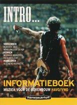 Intro... / Havo/VWO / deel informatieboek