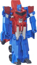 Transformers One Step Changers Optimus Prime - Robot