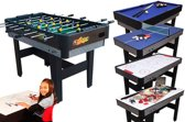 TopTable Multi Fun 16 spellen in 1  met 220v fan!