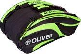 Oliver - Thermo Triplebag - Rackettas - Zwart/groen