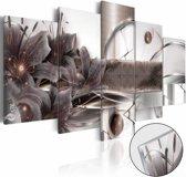 Afbeelding op acrylglas - Ruimte Energie