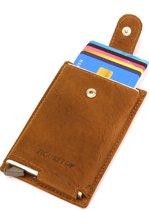 Figuretta Sleeve Cardprotector - Hunter Brown