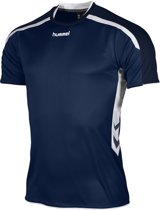 Hummel Preston Shirt - Voetbalshirts  - blauw donker - S