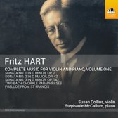 Complete Music For Violin And Piano, Vol. One
