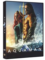 DVD cover van Aquaman