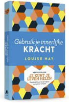 Boek cover Gebruik je innerlijke kracht van Louise Hay (Paperback)