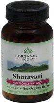 Biologische Shatavari (90 Vega Capsules) - Organic India