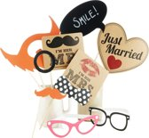 Foto Booth - Party Props vintage mix