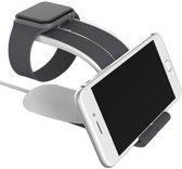 LOCA MOBIUS Apple watch stand - grijs