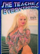 She Teaches Everything - Adult Erotica