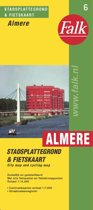 Almere plattegrond