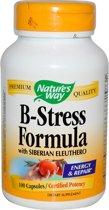 B-Stress formule met Siberische Eleuthero (100 Capsules) - Nature's Way