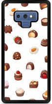 Galaxy Note 9 Hardcase hoesje Chocolates