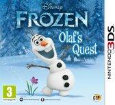 Disney Frozen - Olafs Quest - 2DS + 3DS