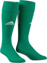 adidas Santos 18 Sportsokken - Maat 46 - Unisex - groen